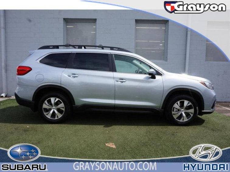 New 2019 Subaru Ascent Premium 7-Passenger SUV in Knoxville TN