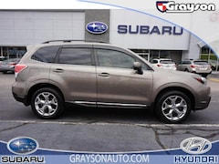 Used 2017 Subaru Forester 2.5i Touring CVT SUV for sale in Knoxville, TN