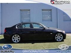 2006 BMW 330i 330i 4dr Sdn RWD Sedan