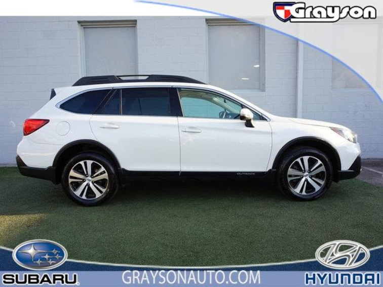 Used 2018 Subaru Outback 2.5i Limited SUV in Knoxville TN