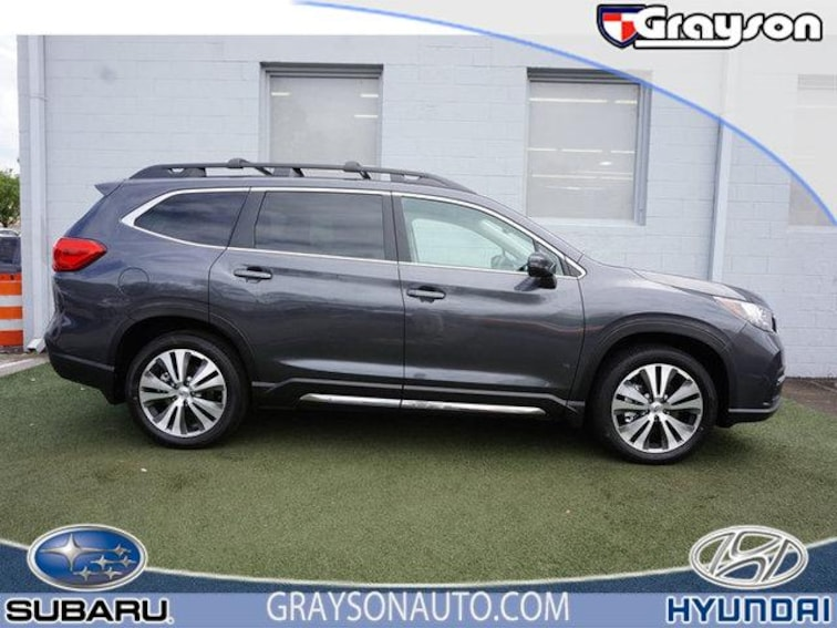 New 2019 Subaru Ascent Limited 8-Passenger SUV in Knoxville TN