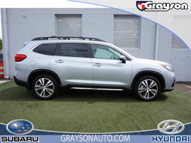New 2019 Subaru Ascent Limited 7-Passenger SUV in Knoxville TN