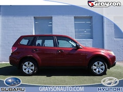 Used 2009 Subaru Forester 4dr Auto X SUV for sale in Knoxville, TN