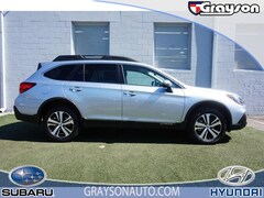New 2019 Subaru Outback 2.5i Limited SUV 16218G in Knoxville, TN