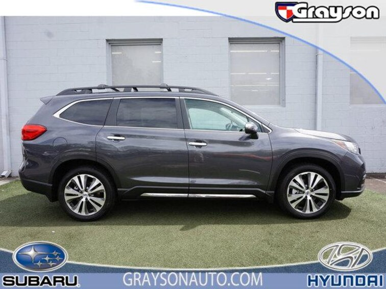 New 2019 Subaru Ascent Touring 7-Passenger SUV in Knoxville TN