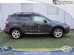 Used 2017 Subaru Forester 2.5i Touring CVT SUV 156551G for sale in Knoxville, TN