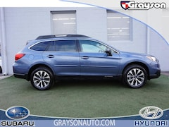 Certified Pre-Owned 2017 Subaru Outback 2.5i Limited SUV 152991G in Knoxville, TN