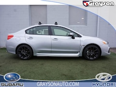 New 2019 Subaru WRX Premium (M6) Sedan 15602G in Knoxville, TN