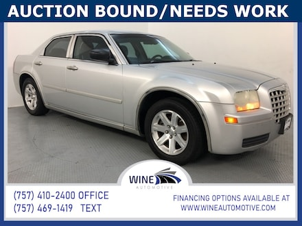 2006 Chrysler 300 Base Sedan