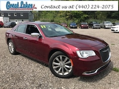 2017 Chrysler 300C AWD Sedan