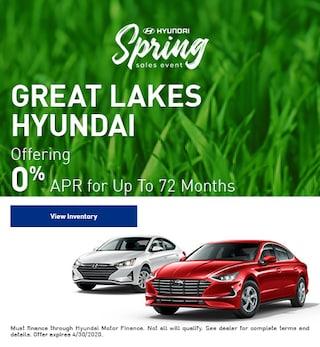 0% APR Hyundai Offers