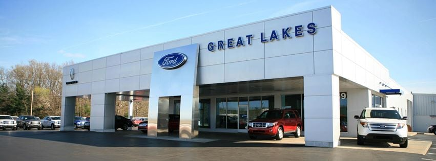 Great Lakes Ford, located in Muskegon, Michigan