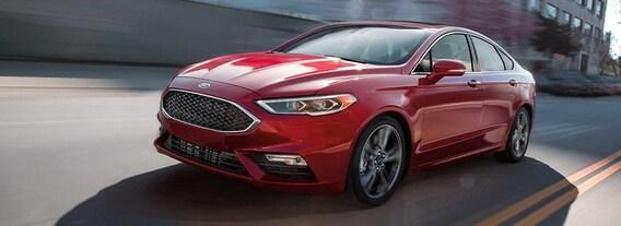 2019 Ford Fusion Models: S vs  SE vs  SEL vs  Titanium vs