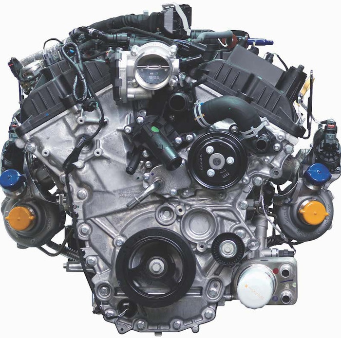 Ford F-150 High Output 3.5L EcoBoost Engine