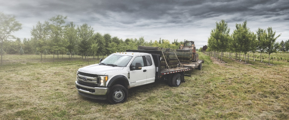 F250 Towing Capacity >> How Much Can A 2019 Ford Super Duty Tow Great Lakes Ford