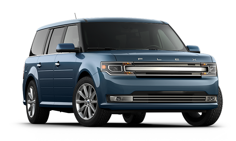 2019 Ford Flex in Blue