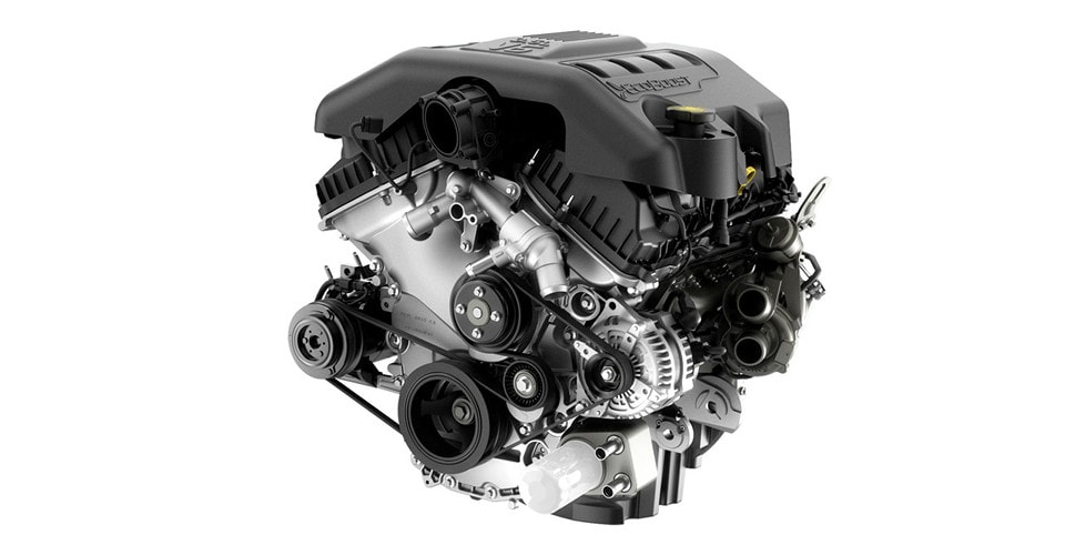 2018 Ford F-150 3.5L EcoBoost V6 Engine