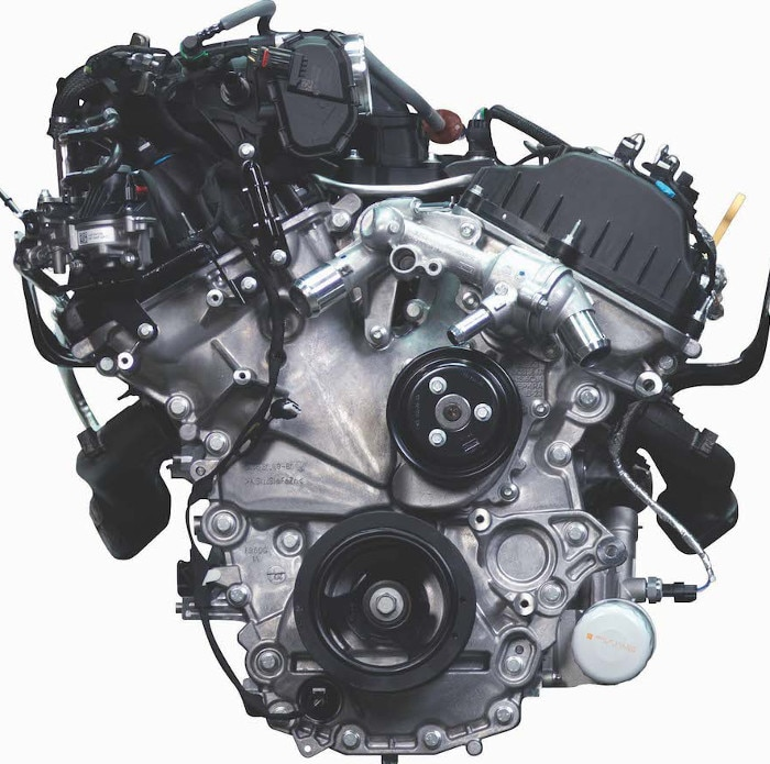 Ford F-150 3.3L Ti-VCT V6 Engine