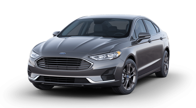 2020 Ford Fusion SEL - Grey
