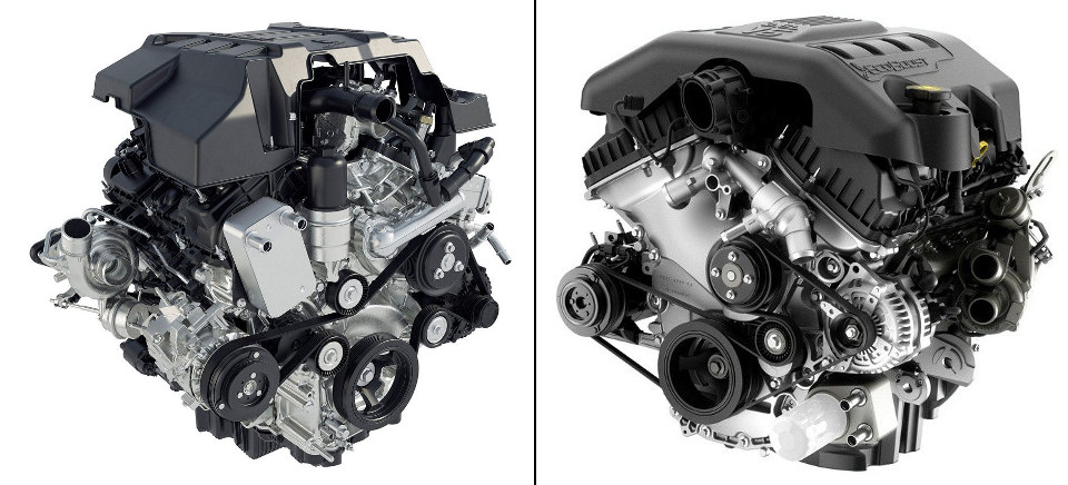 Ford 2.7L EcoBoost & 3.5L EcoBoost Engines
