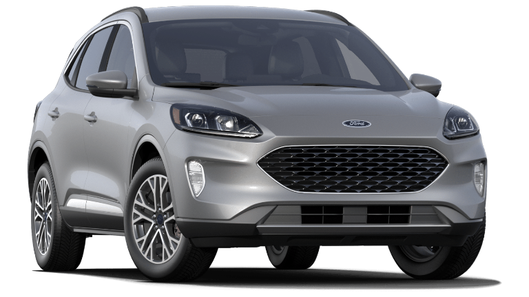 2020Ford_Escape_SEL_IngotSilver