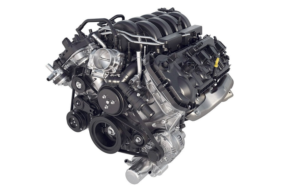 2018 Ford F-150 5.0L TI-VCT V8 Engine