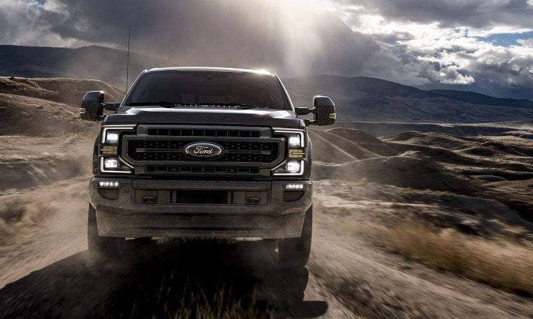2020 Ford Super Duty® power