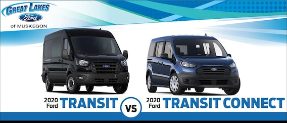 Ford Transit Vs Transit Connect What Are The Differences