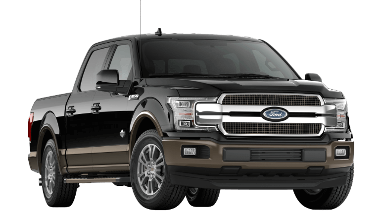 2019 Ford F-150 King Ranch black