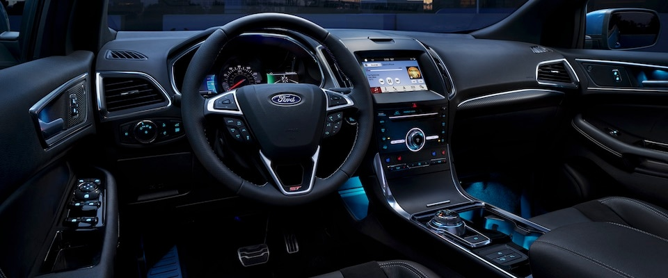 Grand Junction Car Dealers >> 2019 Ford Edge Dashboard - Used Car Reviews Cars Review Release Raiacars.com