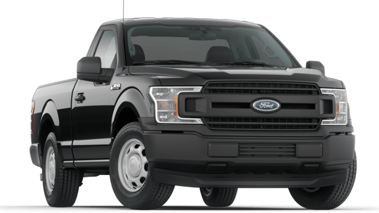 2020 Ford F-150 LX in Black