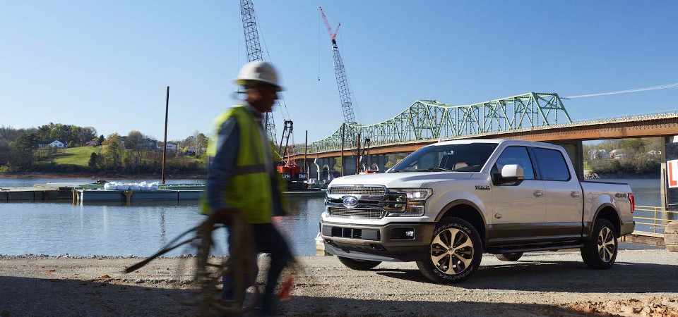 2019 Ford F-150 Engine