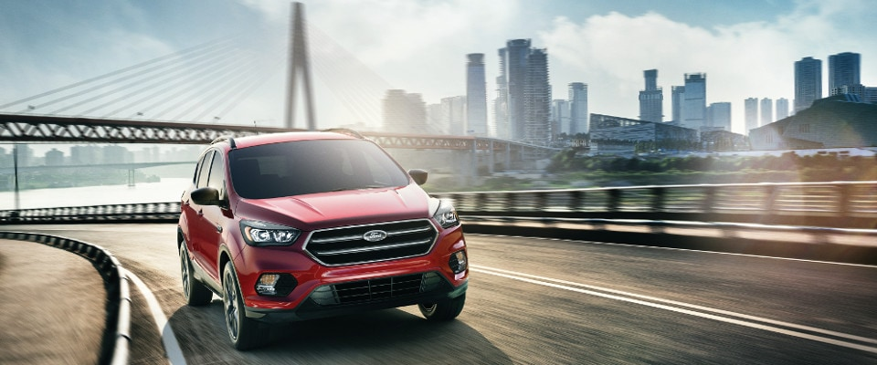 2019 Ford Escape Trim Levels S Vs Se Vs Sel Vs Titanium