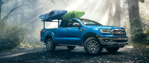 What Are The 2020 Ford Ranger Trim Options Xl Vs Xlt Vs Lariat