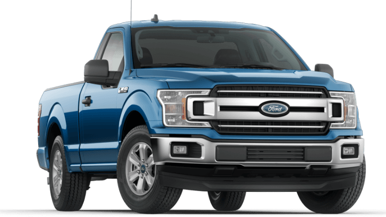 2020 Ford F-150 XLT in Blue