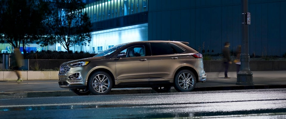 2019 Ford Edge Trim Packages Se Vs Sel Vs Titanium Vs St