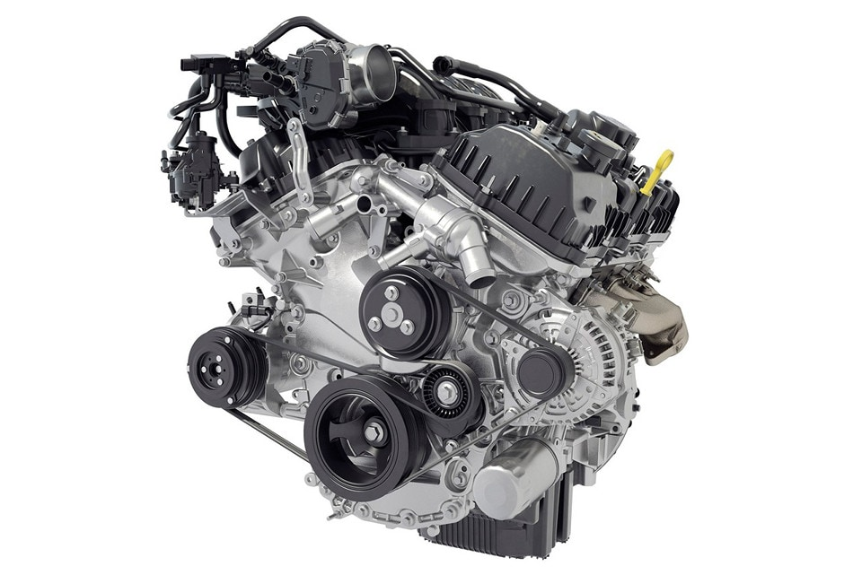 2018 Ford F-150 3.3L Ti-VCT V6 Engine