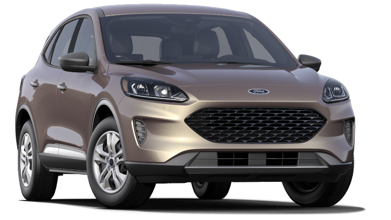 2020Ford_Escape_S_DesertGold