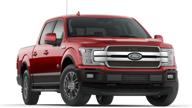 2020 Ford F-150 King Ranch in Red