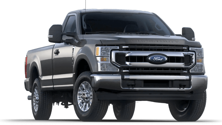 2020 Super Duty XLT in gray