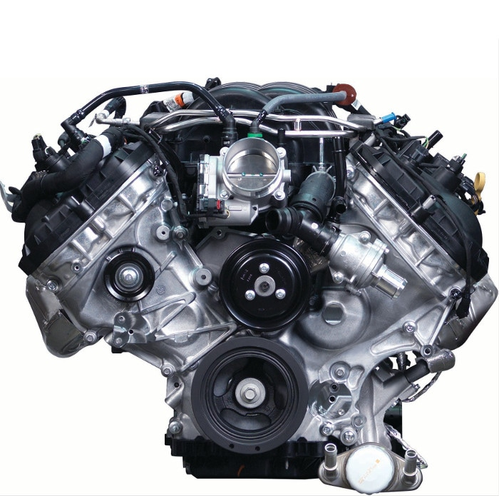 Ford F-150 5.0L TI-VCT V8 Engine