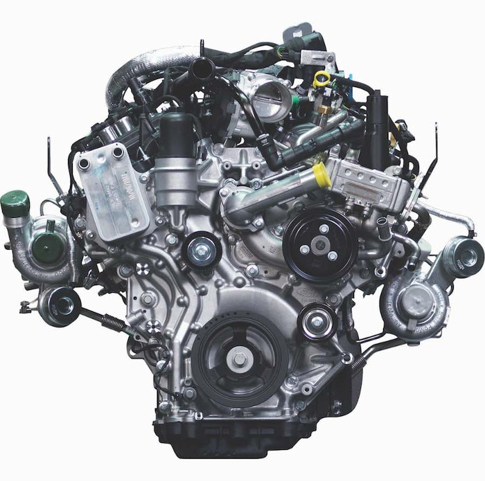 Ford F-150 2.7L EcoBoost Engine