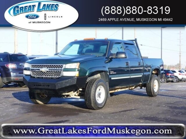 Used 2005 Chevrolet Silverado 2500hd For Sale At Great Lakes Lincoln