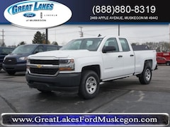 Used 2016 Chevrolet Silverado 1500 WT Extended Cab Truck