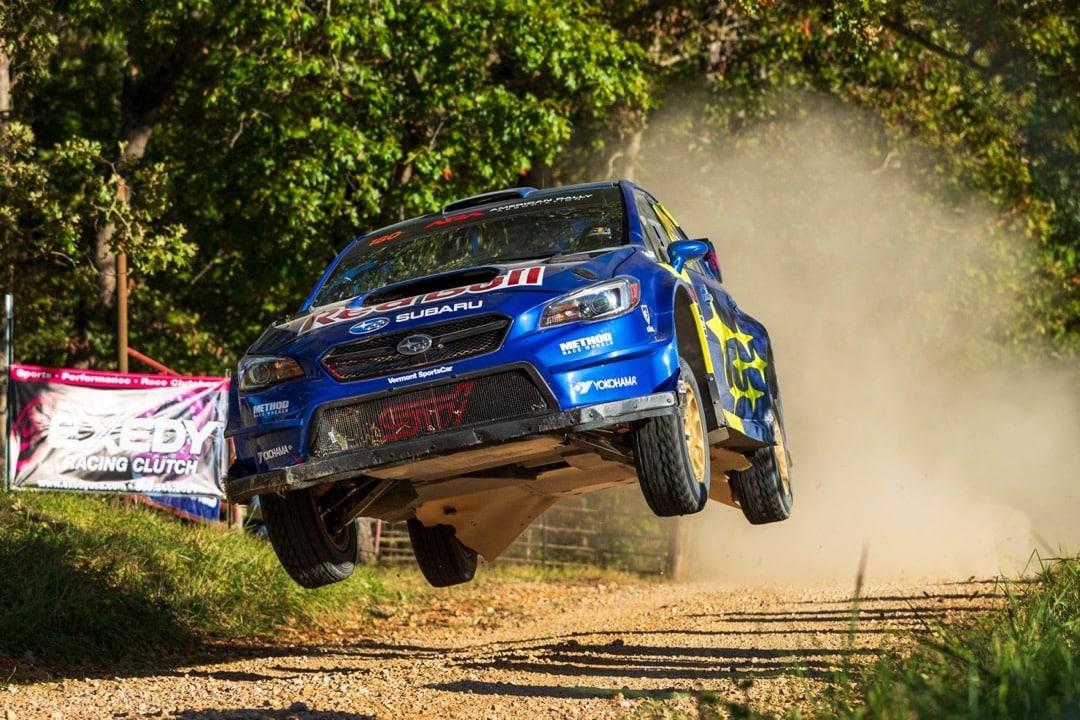 Subaru Motorsports WRX STI Launch Control Season 8