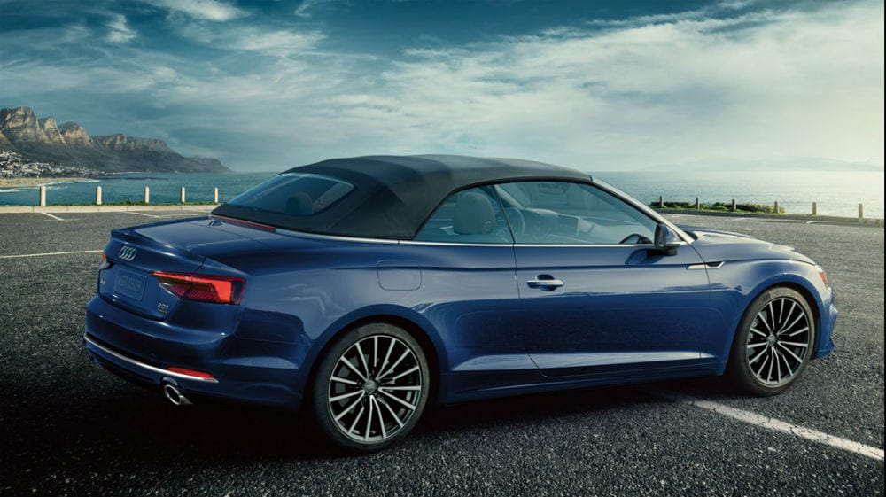2019 Audi A5 Convertible Green Audi Jacksonville, IL