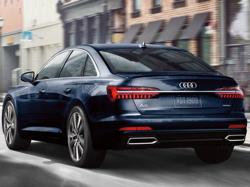 The high performance 2019 Audi A6