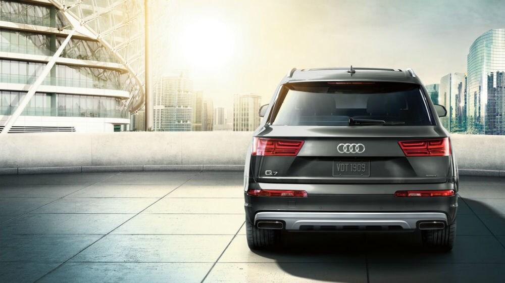 2019 Audi Q7 Springfield, IL | Green Audi
