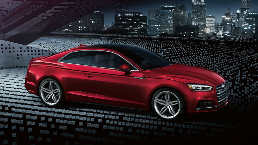 2019 Audi A5 Red Green Audi Jacksonville, IL