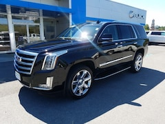2018 Cadillac Escalade Luxury